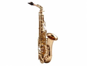 New Keilwerth SX90R Alto Saxophone in Gold Lacquer