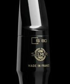 New Selmer Paris S80 Baritone Sax Mouthpiece