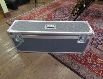 Custom Fit Anvil Case for a Baritone Saxophone
