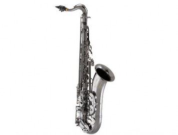 New Eastman 640 Series Tenor Saxophone - Black Nickel Body and Keys