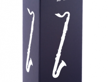 Vandoren Traditional Blue Box Reeds for Bb Bass Clarinet