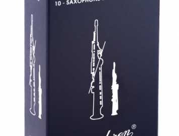 Vandoren Traditional Blue Box Reeds for Eb Sopranino Sax