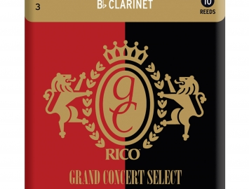 Grand Concert Select Thick Blank Reeds for Bb Clarinet