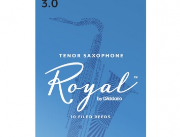 Royal by D'Addario Reeds for Bb Tenor Sax