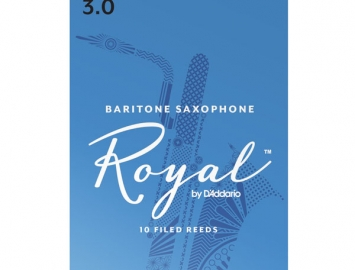 Royal by D'Addario Reeds for Eb Bari Sax