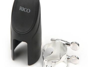 Silver Plated Rico H Ligature for Bb Clarinet