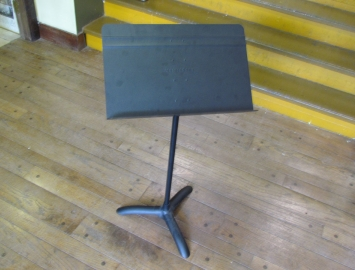 New Manhasset # 48 Symphony Black Music Stands