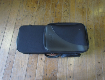 New BAM Trekking Case for 2 Piece Bass Clarinet