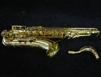 Eastman 640 Series Tenor Sax in Gold Lacquer