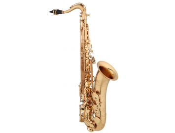 New Eastman 640 Series Tenor Saxophone in Gold Lacquer