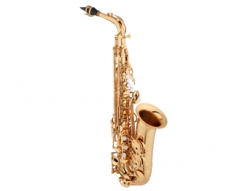 New Eastman 640 Series Alto Saxophone in Gold Lacquer