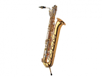 New Yanagisawa B9930 Professional Bari Sax with Sterling Silver Body