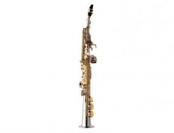New Yanagisawa SWO37 Series Pro Soprano Sax in Sterling Silver