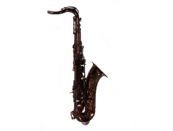 NEW Chateau CTS-50C Series Tenor Saxophone in Dark Cognac Lacquer