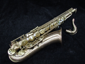 NEW Chateau 800 Series Pro Tenor Sax in Matte Finish