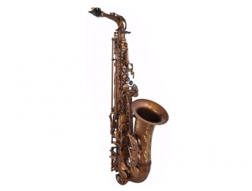 New Keilwerth MKX Alto Saxophone in Antique Brass
