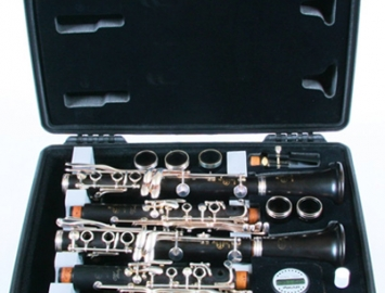 Lomax Humidipro and Humidipro Ultra Case for A/Bb Double Clarinet