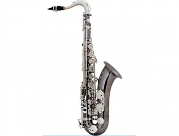 New! Selmer USA TS44 Professional Tenor Sax in Black Nickel Plate