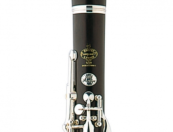 NEW Buffet-Crampon RC PRESTIGE Professional Clarinet in A