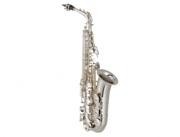 New Yamaha YAS-62 IIIS Professional Alto Sax in Silver Plate