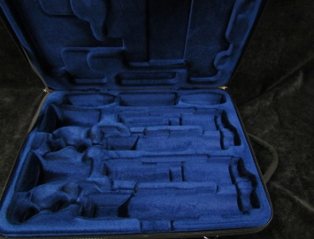 Protec PRO PAC Double Clarinet Case for Bb and A Clarinet