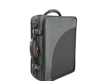 BAM Trekking Double Case for Bb and A Clarinets