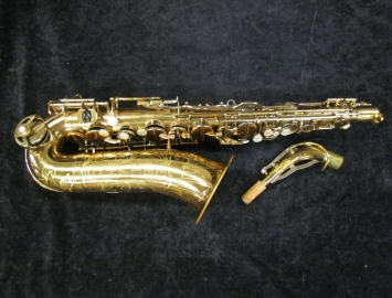 EARLY Vintage Leblanc System Rationale Alto Sax - Serial # 356