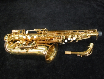 New Zonda Alto Sax – Great for Students
