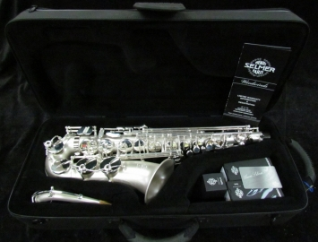 New Selmer Paris LIMITED EDITION Alto Saxophone, Collector's # 275
