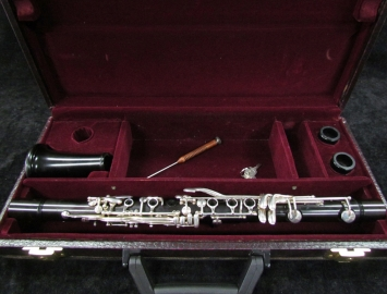 Beautiful! Hand Made Rossi American Model Bb Clarinet, Serial #A294