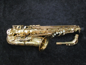 Selmer Paris Super Action 80 Series I Alto Saxophone - Serial # 323452