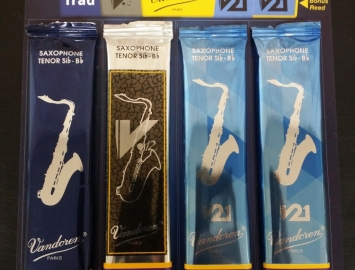New Vandoren Classical Mix Tenor Sax Reeds