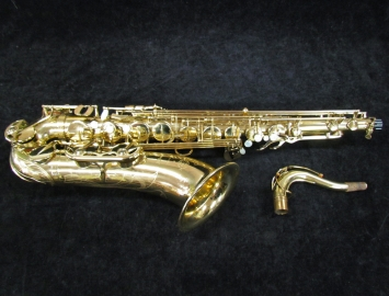 Selmer Paris Super Action 80 Series III Tenor Sax, Serial #634748