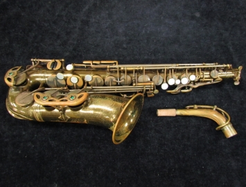 Vintage Selmer Balanced Action Alto Sax - Great Deal! - Serial # 29373