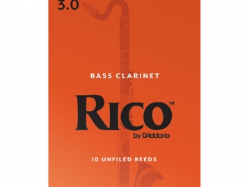 Rico by D'Addario Reeds for Bb Bass Clarinet