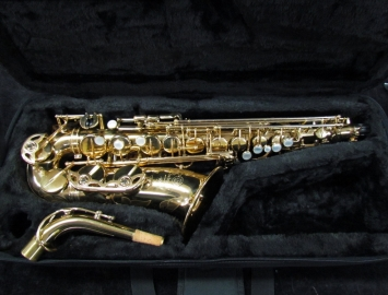 Vintage Selmer Paris Mark VI Alto Sax With High F#, Serial #164364