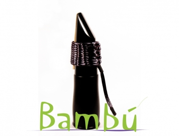 New Bambu Hand Woven Ligature for Bb Clarinet