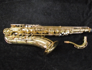 Original Lacquer Selmer USA Tenor Sax - Great Step Up Model - Serial # 0830297