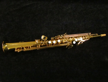 Eastman 642 Series Soprano Saxophone One Piece Body - Straight Neck
