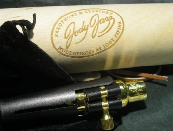 New Jody Jazz DV NY Metal Tenor Sax Mouthpiece