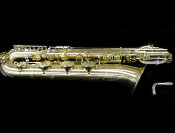 New!!! P. Mauriat Le Bravo 200 Low A Baritone Saxophone