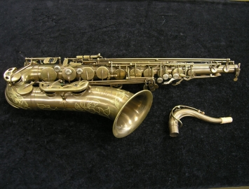 NEW P Mauriat 66RX-UL UNLACQUERED INFLUENCE Tenor Saxophone