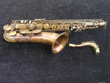 NEW P Mauriat 86UL Unlacquered Tenor Saxophone