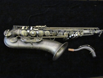 New! TM CUSTOM 500 SL Matte Lacquered Tenor Saxophone