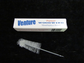 New Venture Woodwind Mouthpiece Cleaning Brush