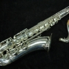 WOW! Original Selmer Parks Silver Plate Super Balanced Action Tenor Sax, Serial #34907
