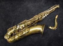 Early Vintage Original Lacquer Selmer Paris Mark VI Tenor Sax, Serial #57550