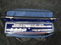 Brand New! Verne Q Powell Sonare' PS – 505 Flute – Low B Foot, Open Holes, Offset G
