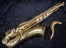Vintage Selmer Paris Balanced Action Tenor Sax, Serial #23723 - Warm Player
