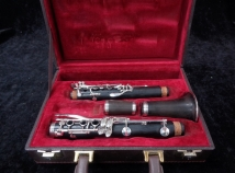 Buffet Crampon E11 Bb Clarinet, Made in Germany, Serial #996121